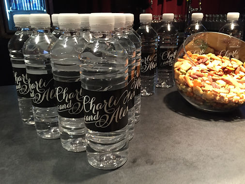 Custom Water Bottle