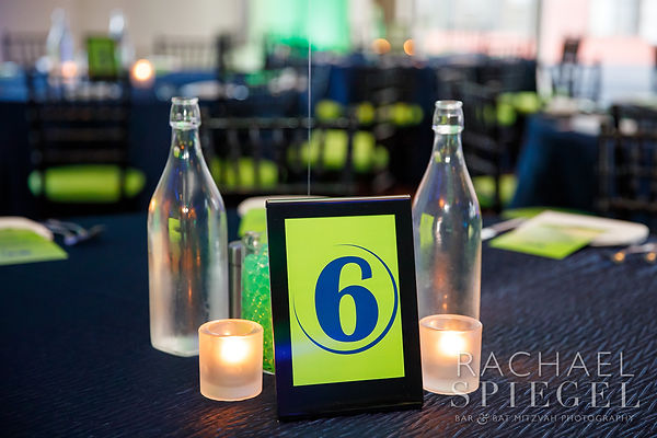 Event Table Number