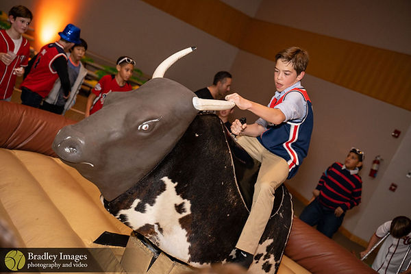 Bull Ride Bar MItzvah