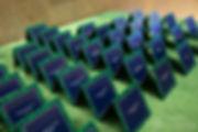 place-cards-plaid-madras-navy-blue-prepp
