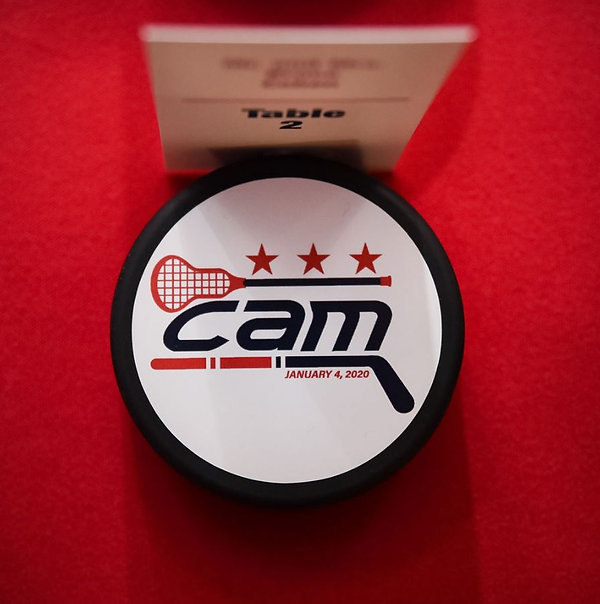 bar-mitzvah-puck-place-card-lacrosse-ice