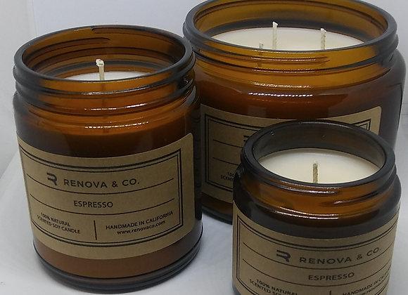 Renova & Co. Amber Set of 3