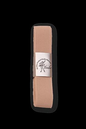Pointe shoe elastic