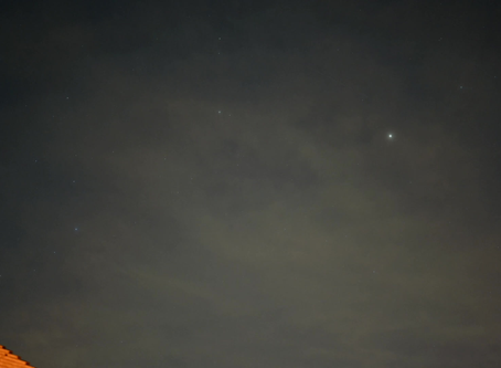 What did i see 22nd of april #meteorshow #lyrid #fireball