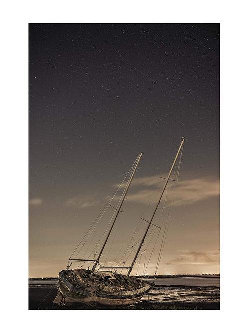 Celestial Dawn at night a3