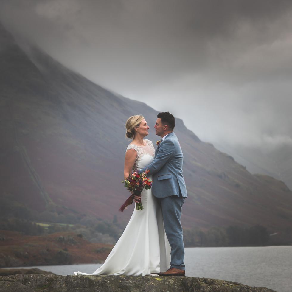 Wastwater wedding