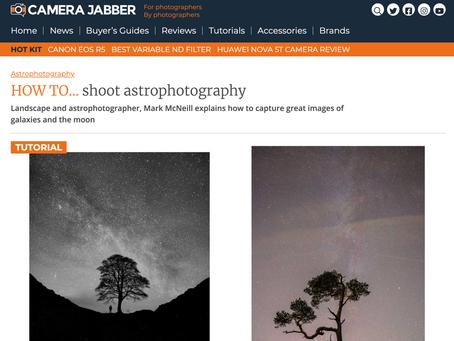 Camera Jabber interview #astrophotographytips #camerajabber