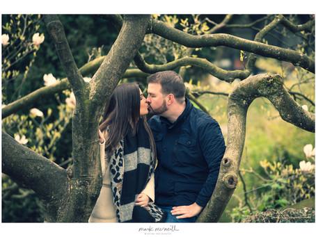 Pre wedding shoot avenham park