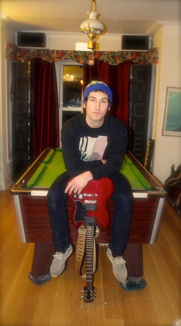 Flickr - Pool Table Guitarist