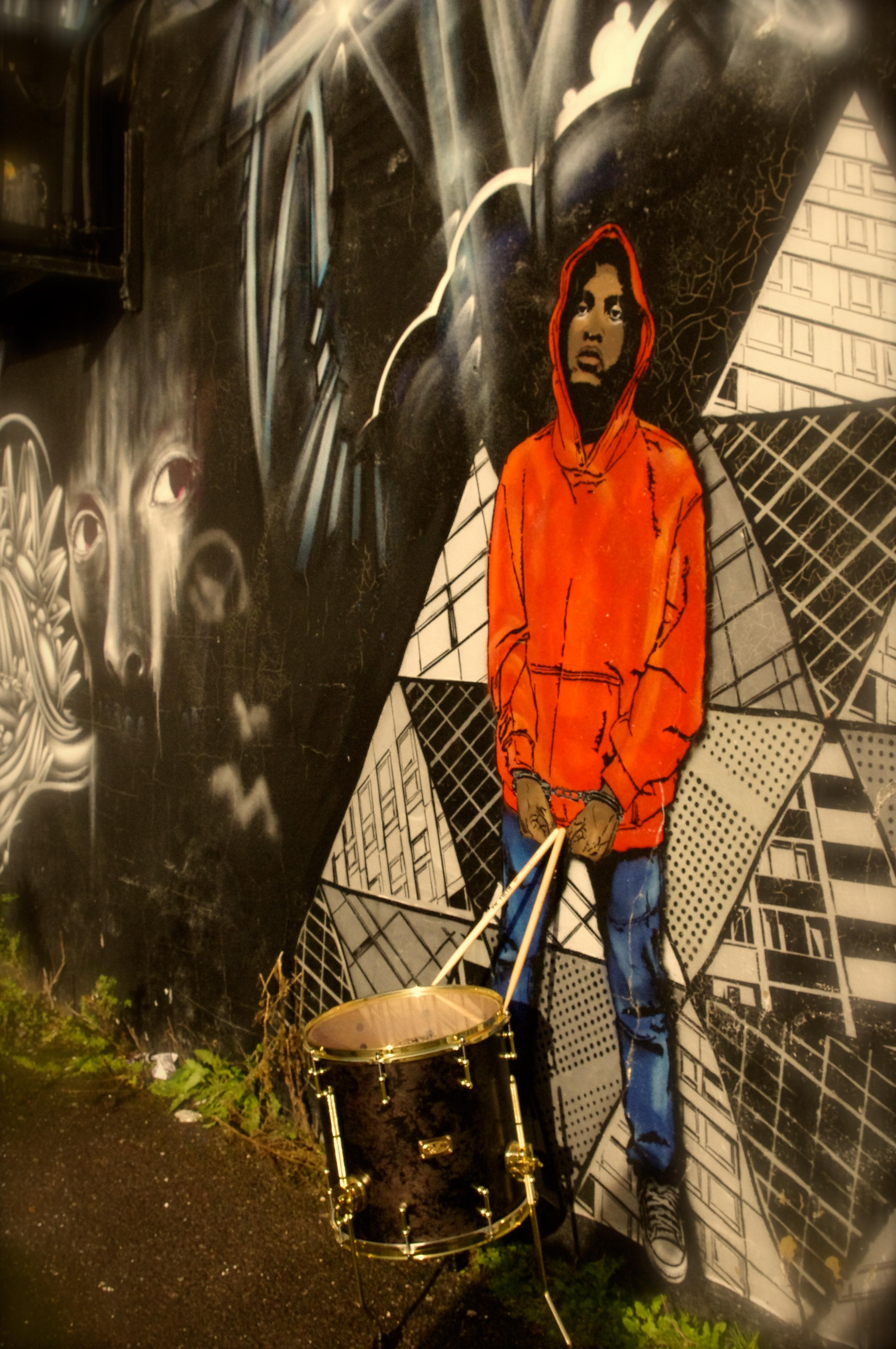 Flickr - Wall Drummer