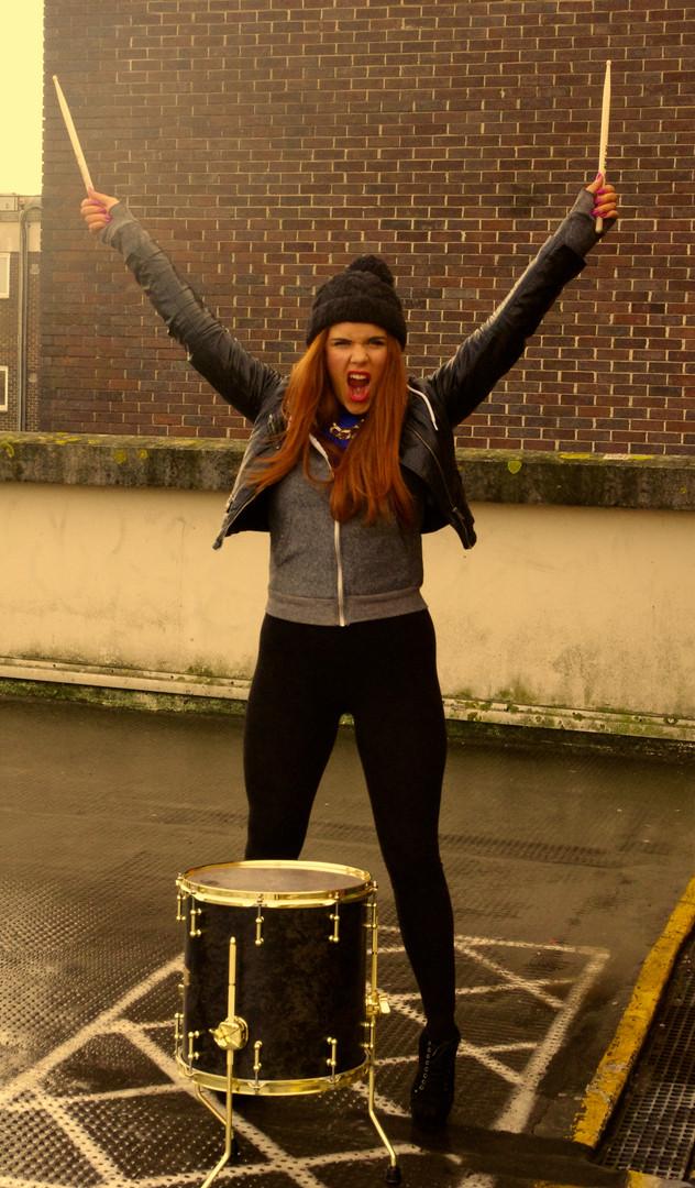 Flickr - Drum girl