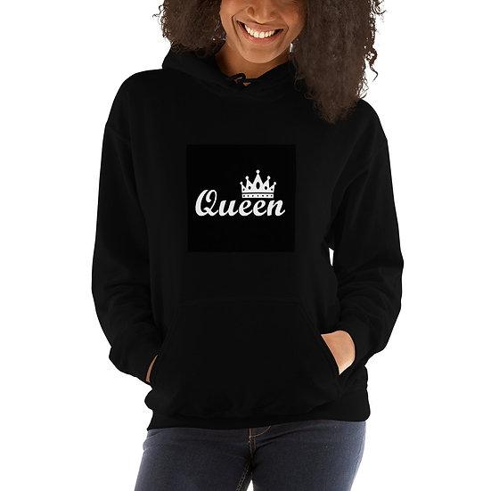 Queen Unisex Hoodie