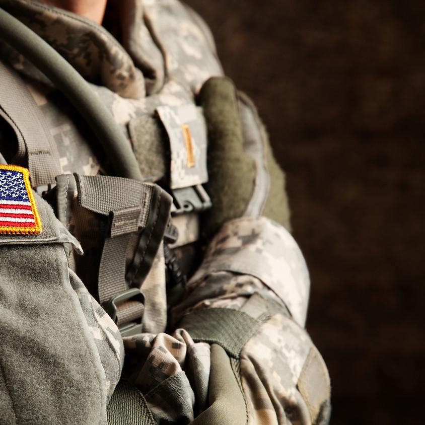 Military Appreciation Event
