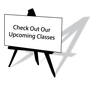 Check Out Our Upcoming Classes!