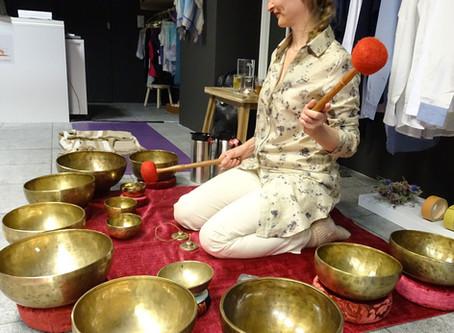 Tibetan Sound Healing - 6.10.2019