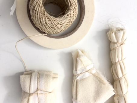 Shibori Natural Dye Workshop 5.12.18