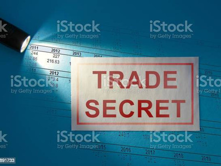 Protecting Your Trade Secrets