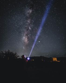 Arizona Milky Way