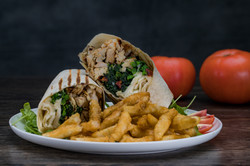 Turano's Pizza - Wrap