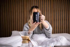 Koffee Kult In Bed