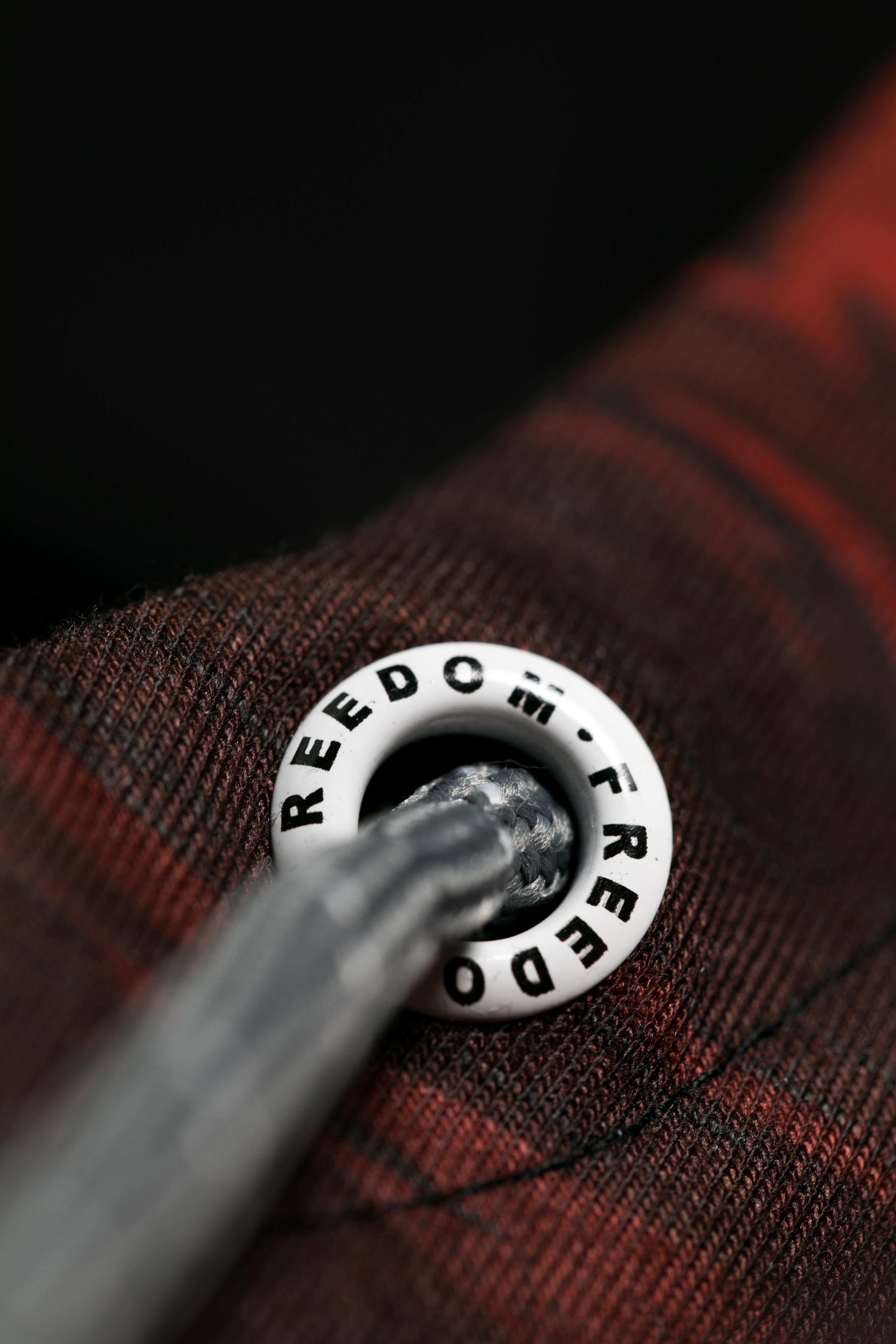 Freedom Industries Hoodie Details