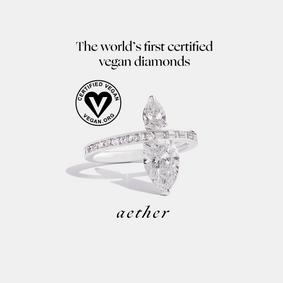 World's First Certified Vegan Diamonds