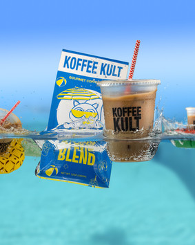 Koffee Kult Pool Dive
