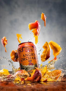 Angry Orchard Peach Mango SMASH