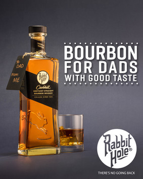 Rabbit Hole Bourbon For Dads with Good Taste