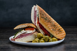 Turano's Pizza - Sandwich