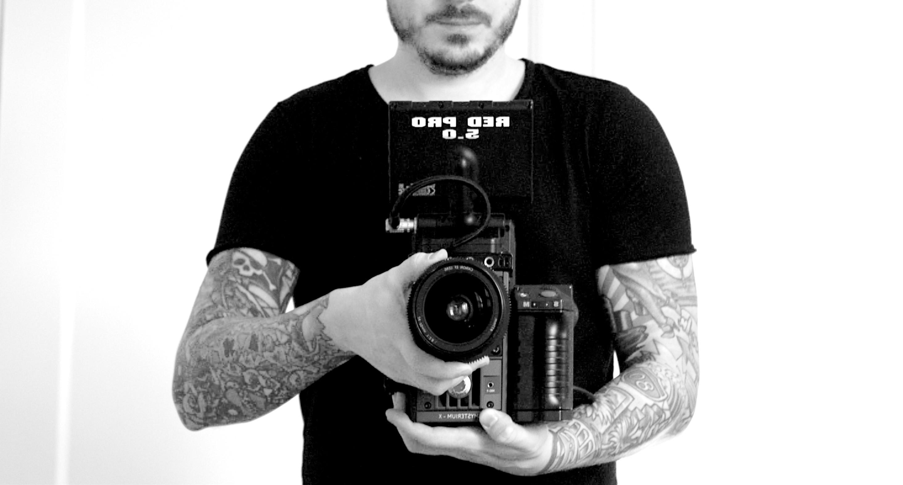 RED Camera Operator