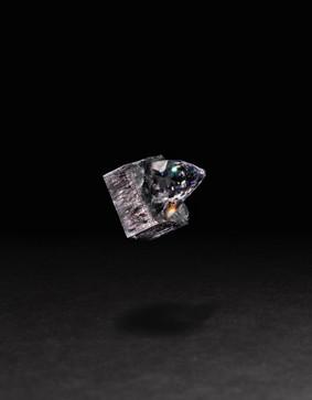 Aether Half Diamond Half Raw