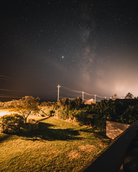 Montauk Milky Way