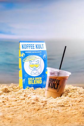 Koffee Kult Beach Day