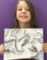 kid art drawing duck charcoal kids art classes art smart painting clay sculpture