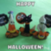 artsmart kids art classes drawing painting polymer clay sculpture halloween black cat ghost candy corn pumpkins step by step kids art classes near me