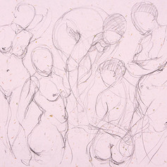 Figure Study: Amy Foster