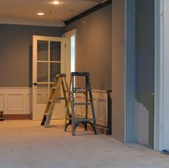 Studio Renovations