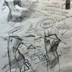 Anatomy Study: Amy Foster