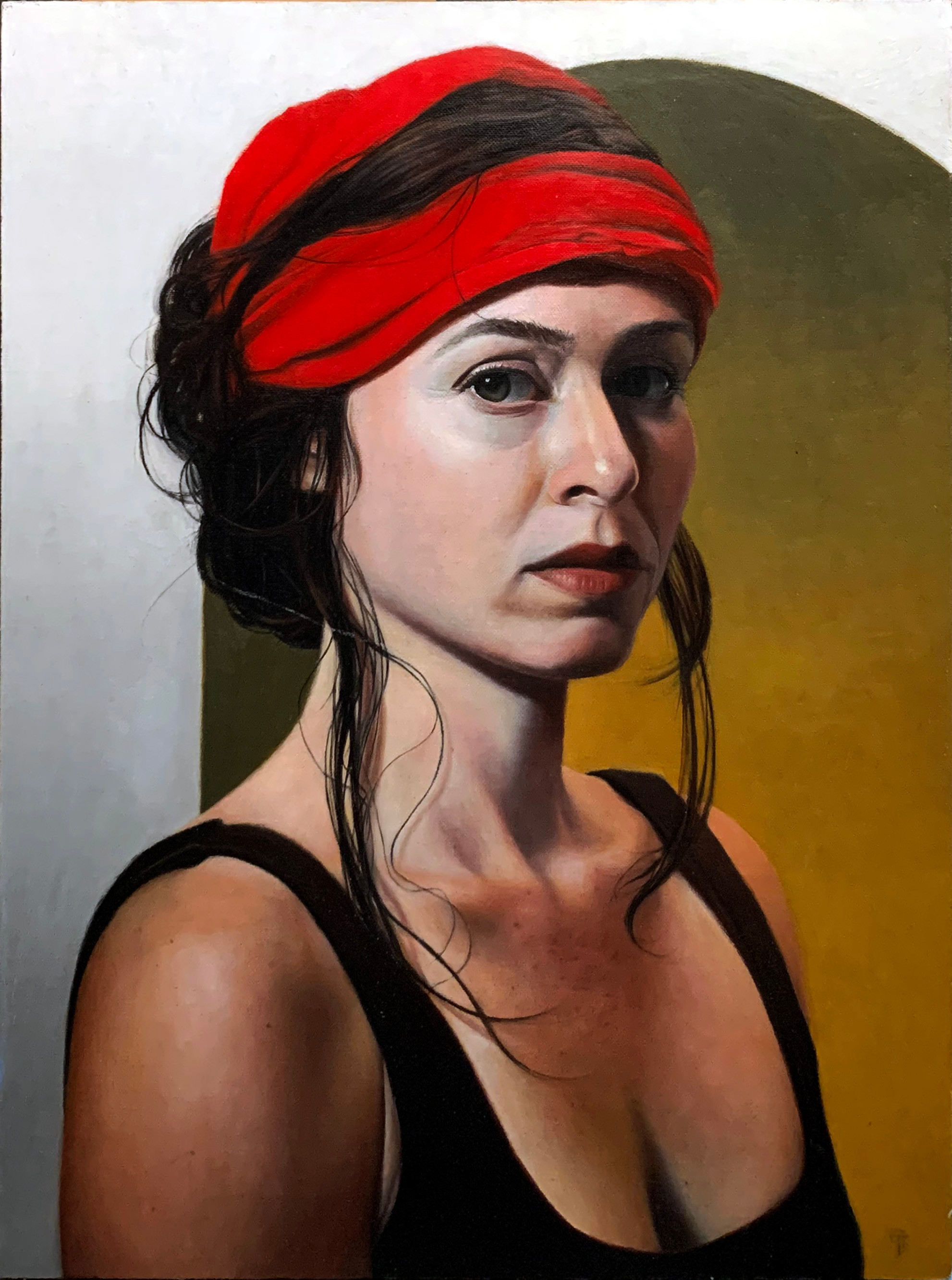 Atelier Painting ONLINE: Todd Burroughs