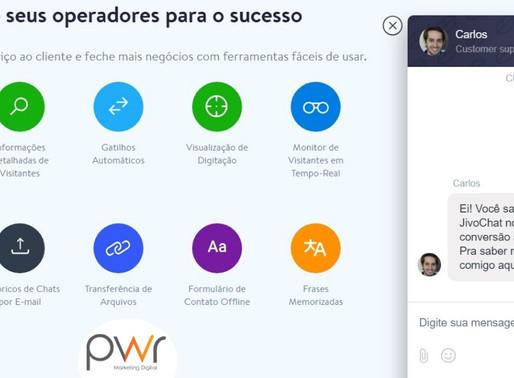Marketing Digital e importância do Chat Online para geração de leads