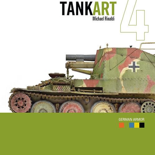 TANKART 4 German Armor