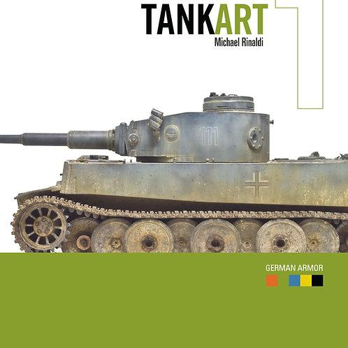 TANKART 1 German Armor PRE-ORDER