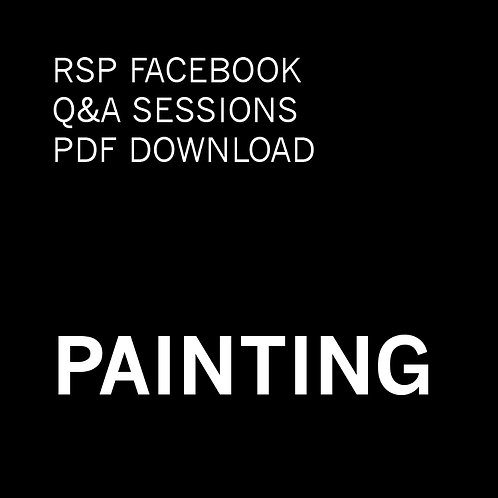 RSP Q&A Sessions - Painting