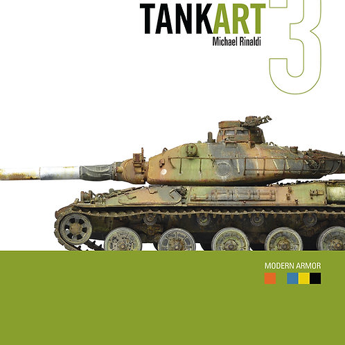 TANKART 3 Modern Armor