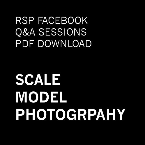 RSP Q&A Sessions - Photography