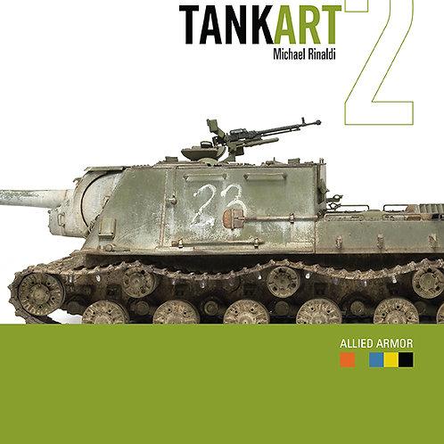TANKART 2 Allied Armor (2nd ED) PRE-ORDER