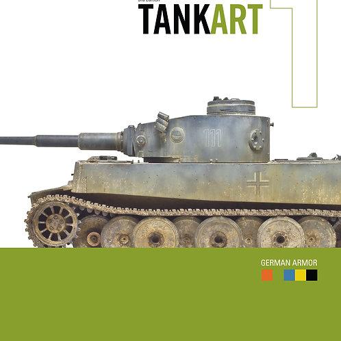 TANKART 1 German Armor