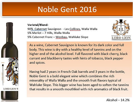Tasting Notes - Noble Gent 2016 page 1.j
