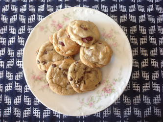 The Best Damn Cookies Ever